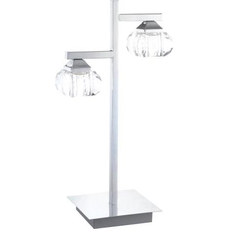 GLOBO 5692-2T - Stolní lampa CUBUS 2xG9/33W