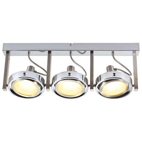 Globo 56946-3 - LED bodové svítidlo BARONI 3xLED/5W/230V