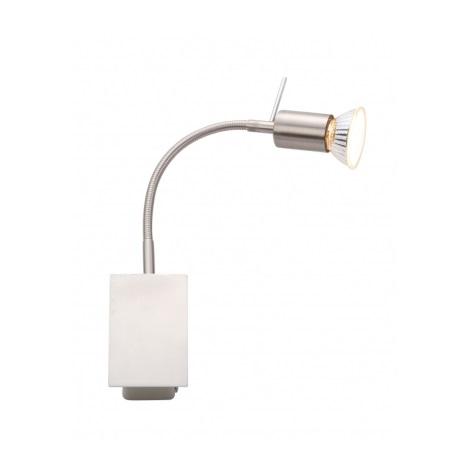 GLOBO 5730-1W - Nástěnné svítidlo GROSETTO 1xGU10/50W/230V