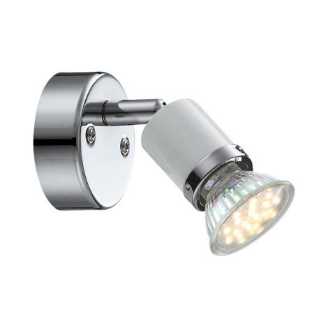 GLOBO 57996-1 - LED Bodové svítidlo FINA 1xGU10-LED/2,5W