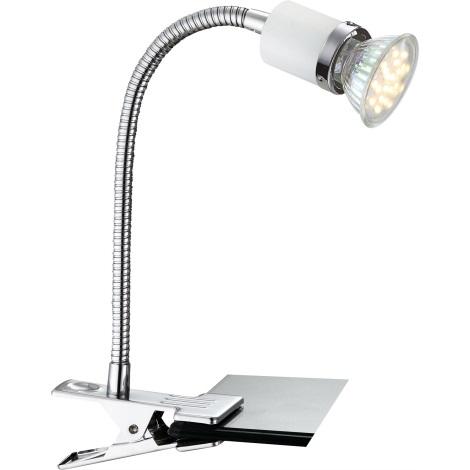 GLOBO 57996-1K - LED stolní lampa FINA 1xGU10LED/2,5W