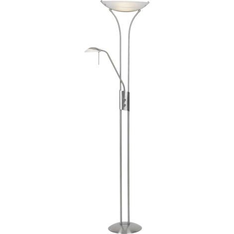 Globo 58027 - Stojací lampa LUPO R7S,G9/33W/230V