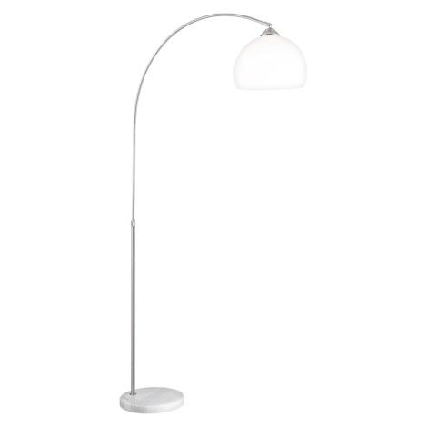 GLOBO 58227 - stojací lampa NEWCASTLE 1xE27/40W