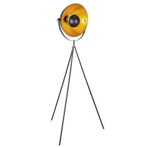 Globo 58323SG - Stojací lampa SANDRA 1xE27/60W/230V