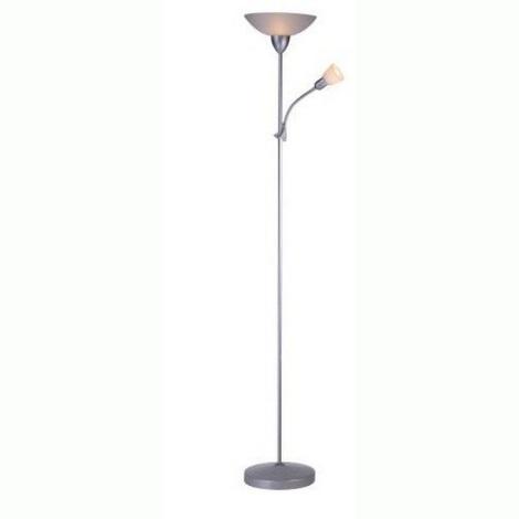 Globo 58465 - Stojací lampa TRITON E14,E27/40,60W/230V