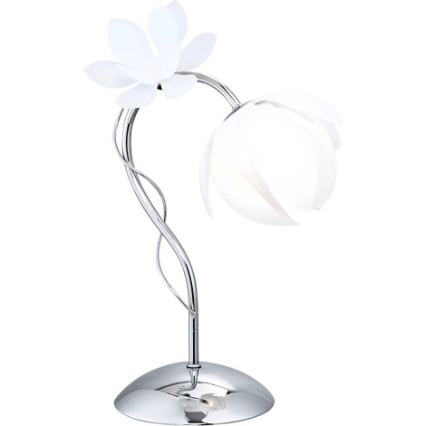 GLOBO 61202-1T - Stolní lampa CECILIA 1xG9/33W