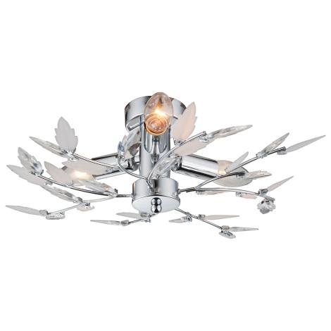 Globo 63100-3 - Stropní svítidlo VIDA 3xE14/40W/230V