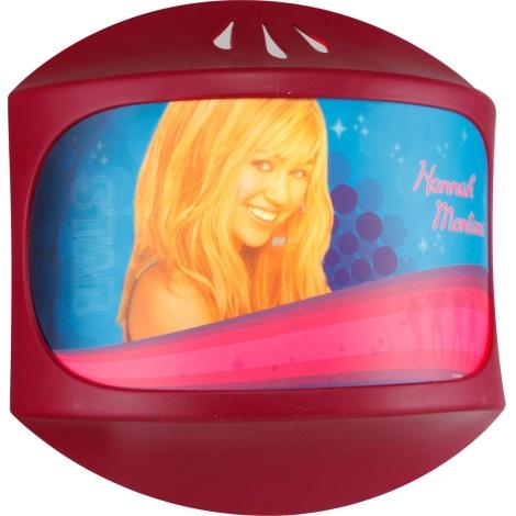 GLOBO 662361 - Dětské svítidlo HANNAH MONTANA 1xE14/25W
