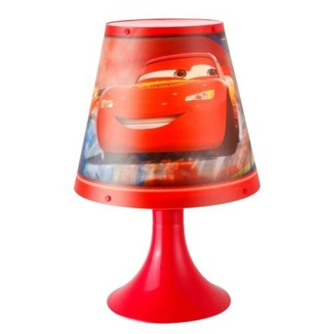 Globo 662382 - Dětská lampička CARS 1xG24q/10W/230V