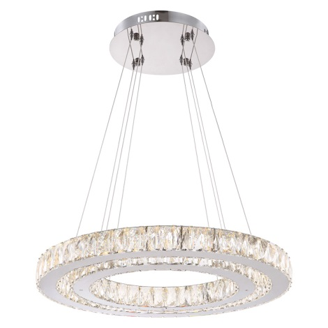 Globo 67008 - Lustr MARILYN I LED/60W/230V