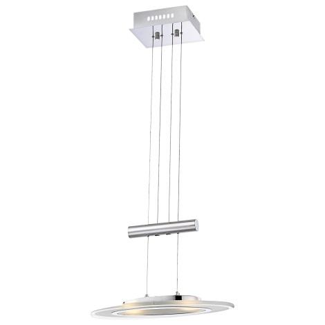 Globo 68106-2H - LED závěsné svítidlo NESTOR 2xLED/5W/230V