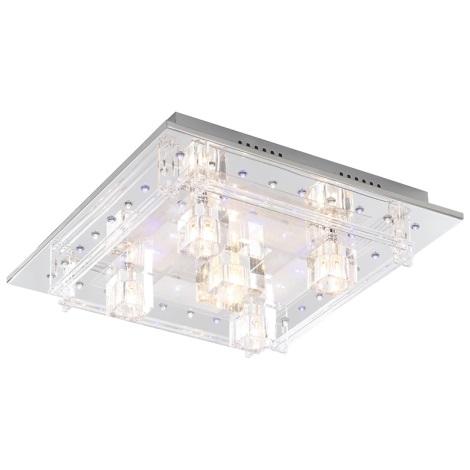 Globo 68339-5 - LED světlo ZENITH LED 5XG4/20W/12V +30XLED/0.06W/3V