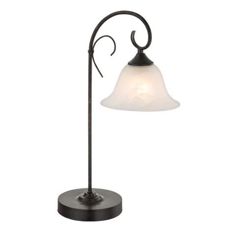 Globo 68410-1T - Stolní lampa ARIES 1xE27/60W/230V