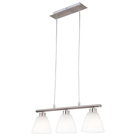 GLOBO 68615-3 - Závěsné stropní svítidlo ILLIMANI 3xE14/40W