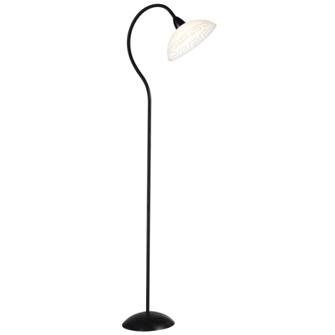 GLOBO 68840S - Stojací lampa RUSTICA 1xE27/100W/230V