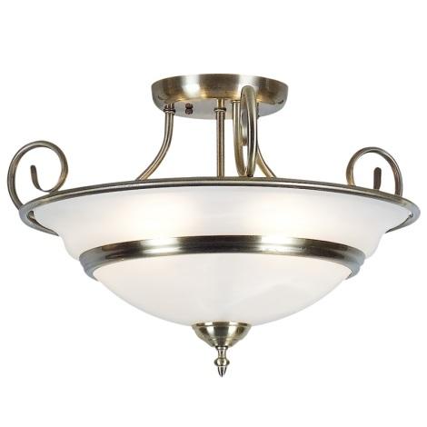GLOBO 6896-5 - Přisazený lustr TOLEDO 5xE27/60W/230V