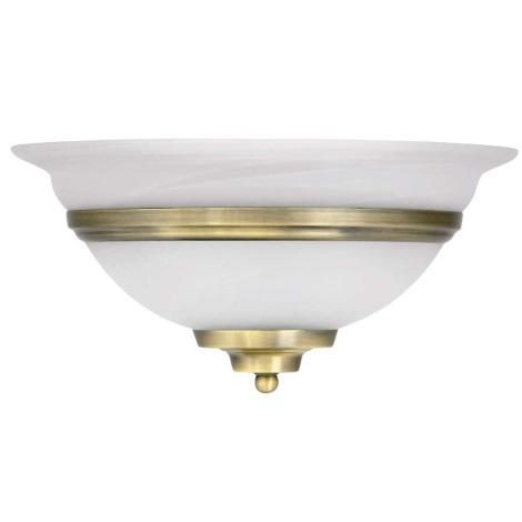 GLOBO 6897 - Nástěnné svítidlo TOLEDO 1xE27/60W/230V