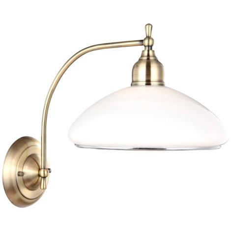 GLOBO 69000W - Nástěnné svítidlo CERCIS 1xE27/40W