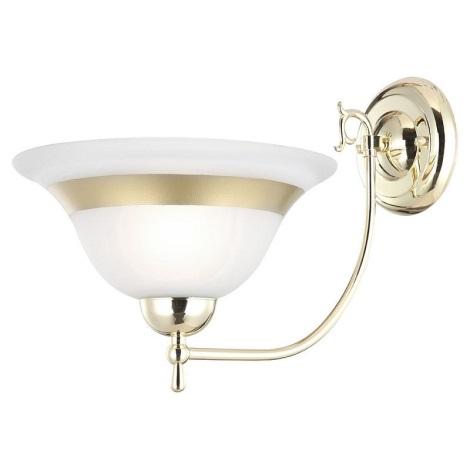 GLOBO 69001W - Nástěnné svítidlo VITIS 1xE27/60W