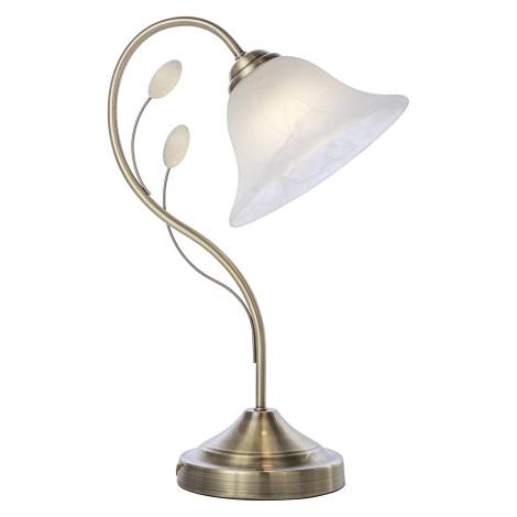 Globo 69007-1T - Stolní lampa POSADAS 1xE27/60W/230V