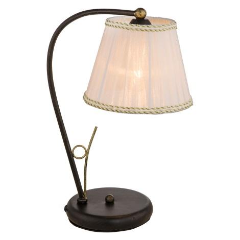 Globo 69014T - Stolní lampa GENOVEVA 1xE14/60W/230V