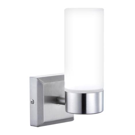 Globo 7815 - Koupelnové nástěnné svítidlo SPACE 1xE14/40W/230V