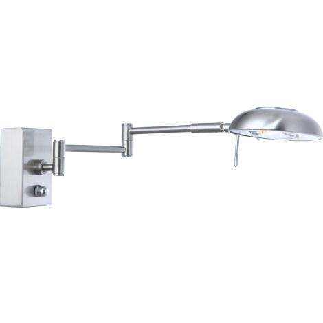 GLOBO 7820 - Nástěnné svítidlo se stmívačem SWEET 1xG9/40W