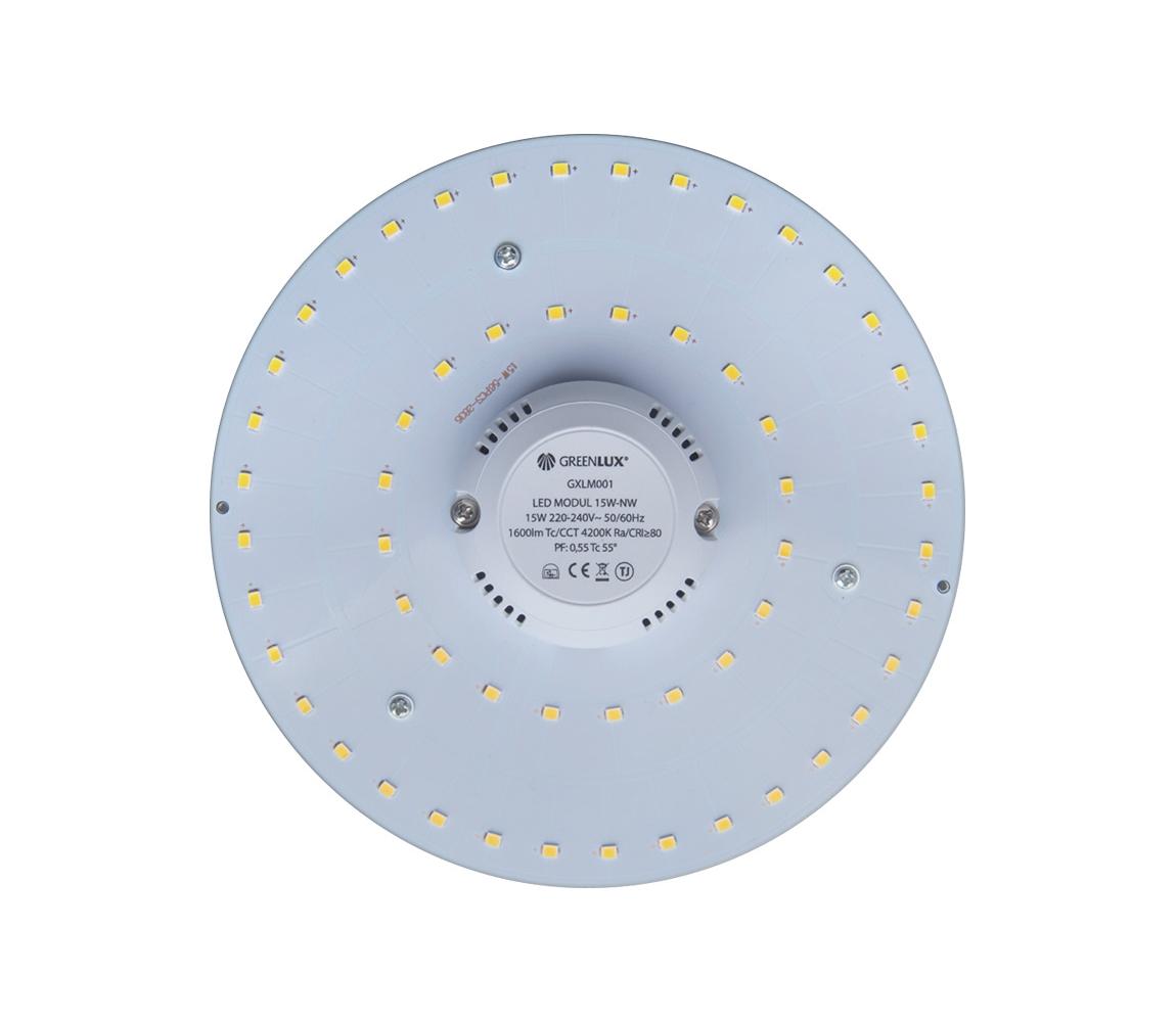 Greenlux Greenlux GXLM001 - LED Modul 56xLED SMD/15W/230V GXLM001