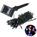 Grundig 2 - LED Solární řetěz 50xLED/1,2V IP44 multicolor IP44