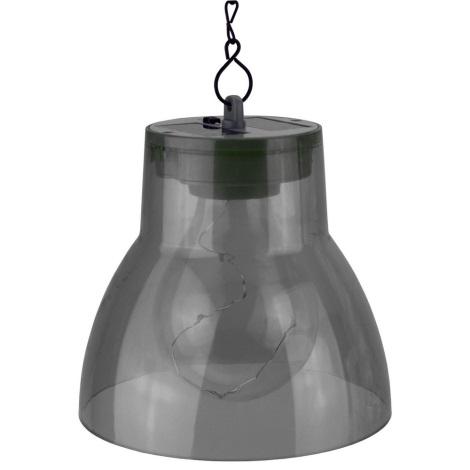Grundig - LED Solární svítidlo LED/1xAAA černá