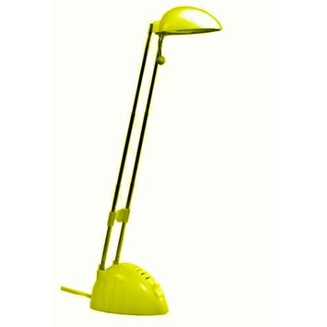 Halogen.stol. lampa BEN 1xG4/20W žlutá