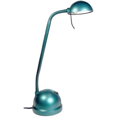 Halogen.stol. lampa VEGA 1xGY6,35/35-50W zelená
