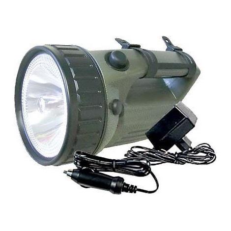 Halogenová příruční svítilna T231 6W