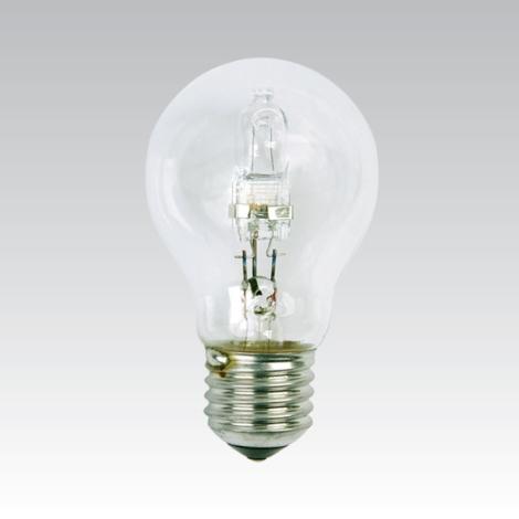 Halogenová žárovka E27/28W/230V čirá