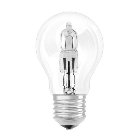 Halogenová žárovka E27/52W čirá