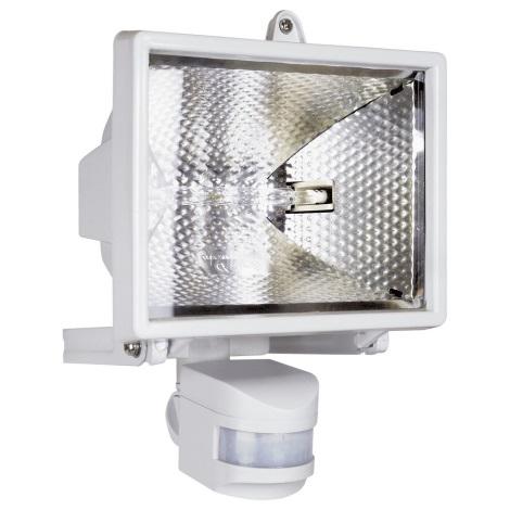 Halogenový reflektor se senzorem ELRO 1xR7s/500W/230V IP44