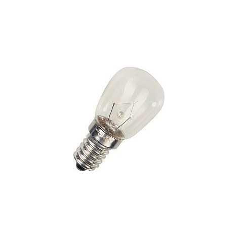 Hrušková žárovka čirá E14/25W