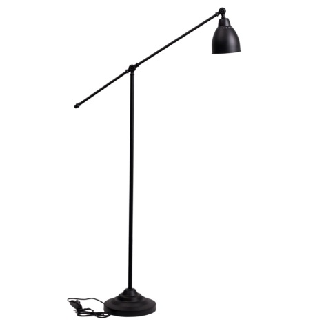 Ideal Lux 003528 - Stojací lampa NEWTON 1xE27/60W/230V