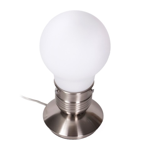 Ideal Lux 012001 - Stolní lampa LUCE 1xE27/60W/230V