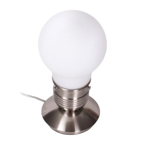 Ideal Lux 012001 - Stolní lampa LUCE 1xE27/60W/230V