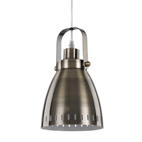 Ideal Lux 013015 - Lustr na lanku PRESA 1xE27/60W/230V