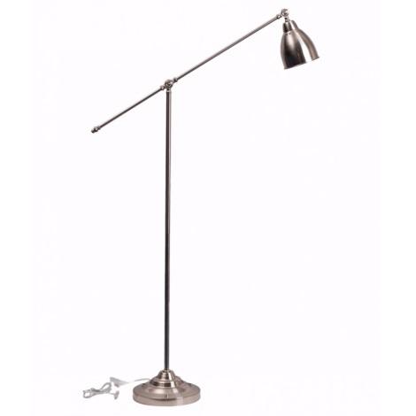 Ideal Lux 015286 - Stojací lampa NEWTON 1xE27/60W/230V
