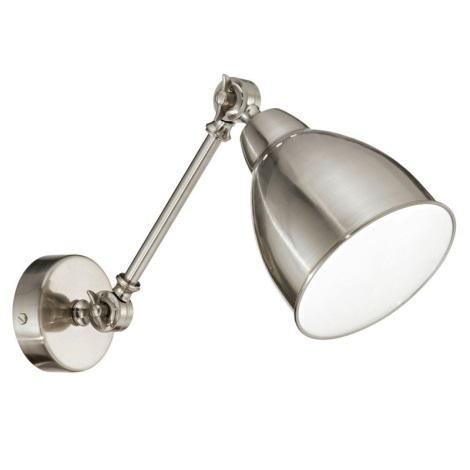 Ideal Lux 016399 - Nástěnné svítidlo NEWTON 1xE27/60W/230V
