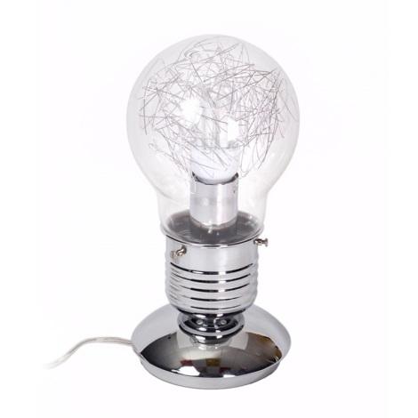 Ideal Lux 033686 - Stolní lampa LUCE 1xE27/60W/230V