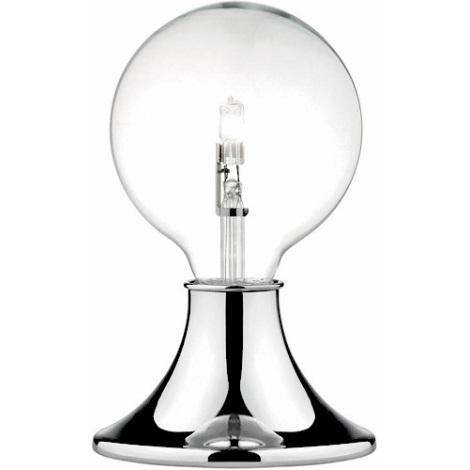 Ideal Lux 046341 - Stmívatelná stolní lampa TOUCH 1xE27/60W/230V