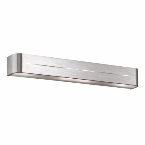 Ideal Lux 09957 - Nástěnné svítidlo POSTA AP4 ALLUMINIO 4xE14/40W/230V
