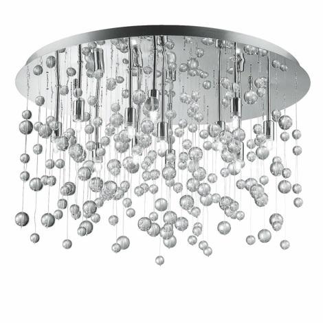 Ideal Lux 22239 - Stropní svítidlo NEVE PL12 12xG9/40W/230V