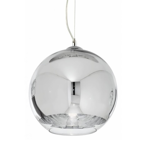 Ideal Lux 59648 - Lustr na lanku DISCOVERY SP1 D30 1xE27/60W/230V