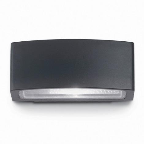 Ideal Lux 61580 - Nástěnné svítidlo ANDROMEDA AP1 ANTRACITE 1xE27/60W/230V