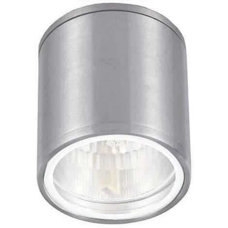 Ideal Lux - Koupelnové stropní svítidlo 1xGU10/28W/230V IP44